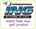 voted best new golf product by ing